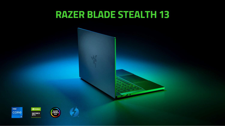 RazerCon : Razer dévoile un nouveau PC Blade Stealth, une chaise et un boitier