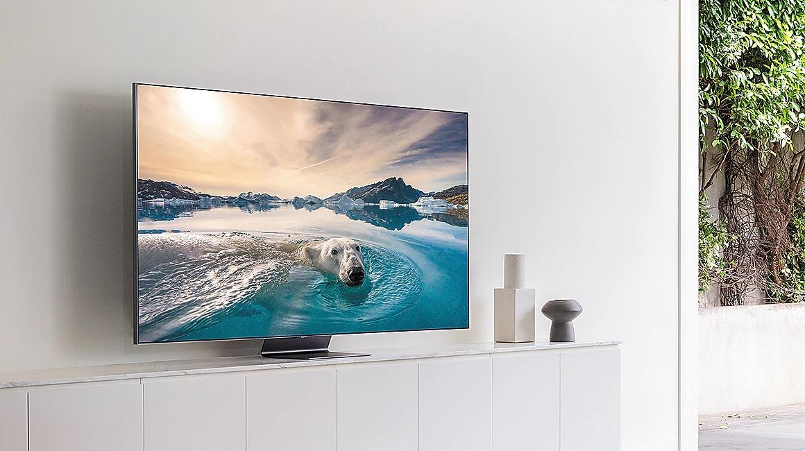 Les téléviseurs Samsung QLED parés pour les nouvelles consoles sont en promotion