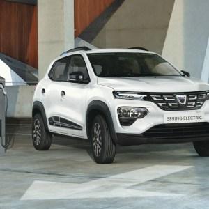 Dacia Spring: Renault choisit Leclerc pour la location de son SUV low-cost électrique