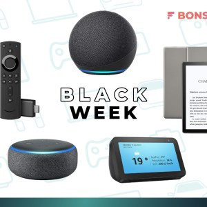 Amazon lance une vague de promotions sur ses produits Echo, Kindle et Fire TV Stick