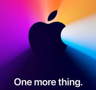 Apple annonce un événement «One More Thing» pour le 10novembre