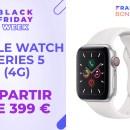 Toutes les Apple Watch Series 5 (4G) sont déstockées pour le Black Friday