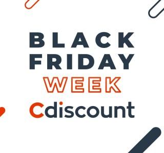 Black Friday chez Cdiscount : les offres qu'il ne faut pas manquer