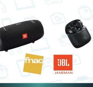 JBL lance ses promotions: 100euros de réduction sur la JBL Xtreme 2, les JBL Tune 220TWS à 79,99euros