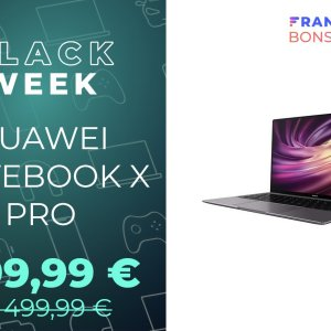 Aussi beau qu'un Macbook pour moins cher, le Huawei Matebook X Pro est à -33 % !