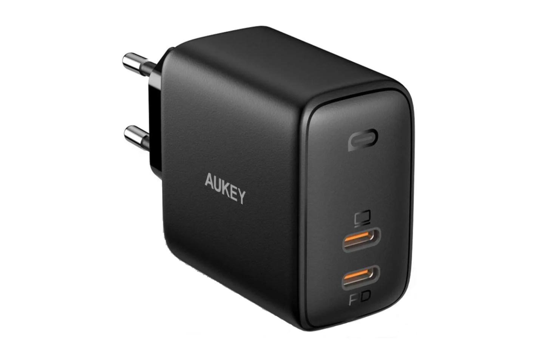 Un code promo fait chuter le prix de ce chargeur 65 W double port USB-C