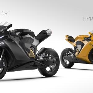 Damon révèle deux motos électriques sportives dotées d'un puissant système de sécurité