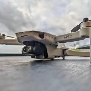 Test du DJI Mini 2: le plus pro des drones entrée de gamme