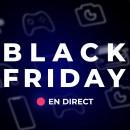 Black Friday Week : les meilleurs bons plans tech de ce vendredi