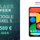 Voici la toute première baisse de prix pour l'excellent Google Pixel 5