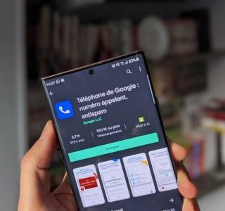 Google Téléphone pourrait être renommé «Appel» et changer de logo