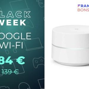 Le prix du routeur Google WiFi n'a jamais été aussi bas sur Amazon