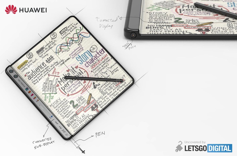 Le Huawei Mate X2 arrive bientôt : il est certifié