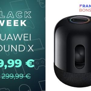 Sound X : le son Devialet associé au design Huawei pour 100 € de moins