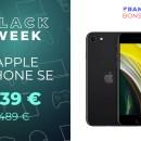339 euros, c'est aujourd'hui le prix de l'Apple iPhone SE 2020