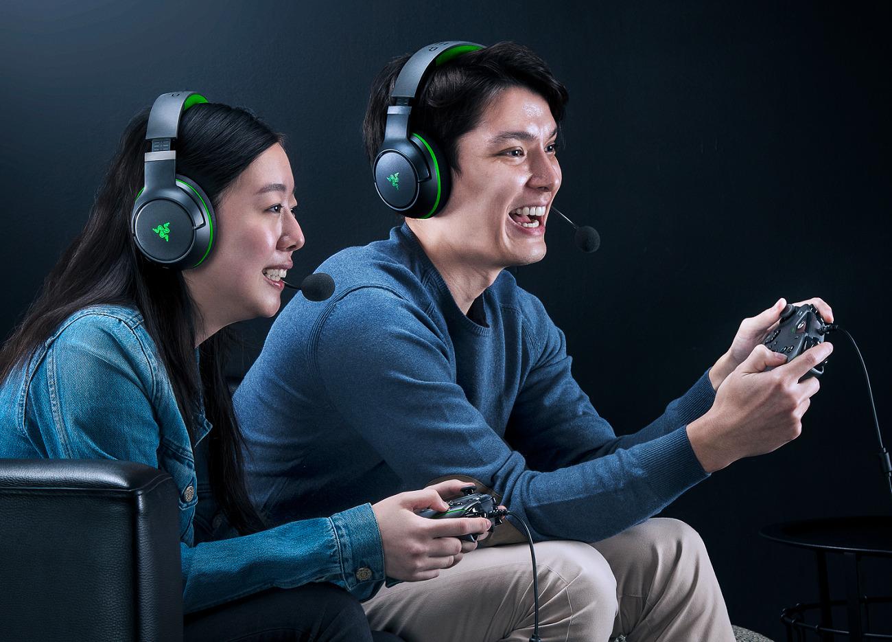 Xbox Series S | X: Razer lance son casque sans fil Kaira Pro taillé pour les nouvelles consoles et le PC