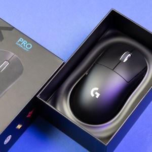 Test de la Logitech G Pro X Superlight : légèreté et compromis