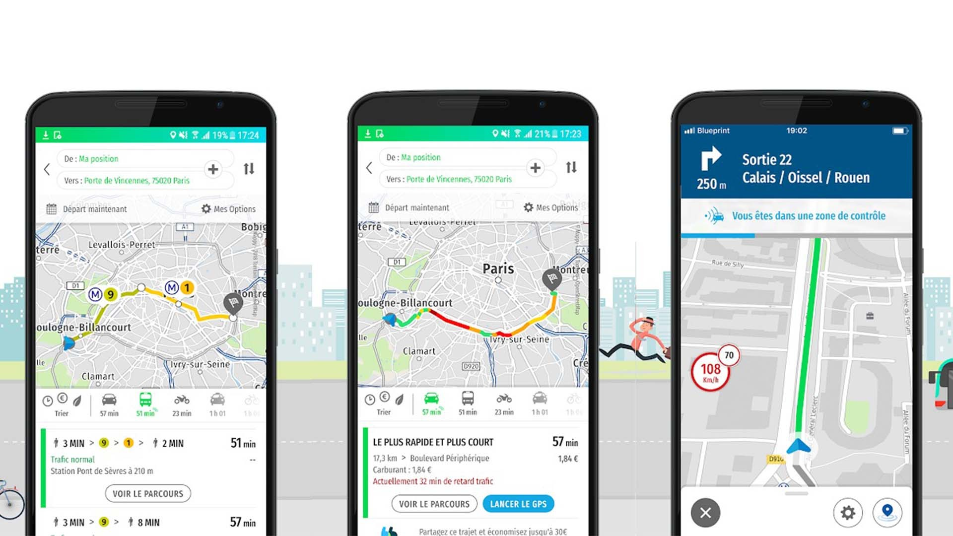 La RATP rachète Mappy pour devenir la référence française face à Google Maps