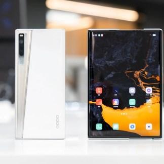 Oppo X 2021 : un concept de smartphone à dérouler sans faire de pli