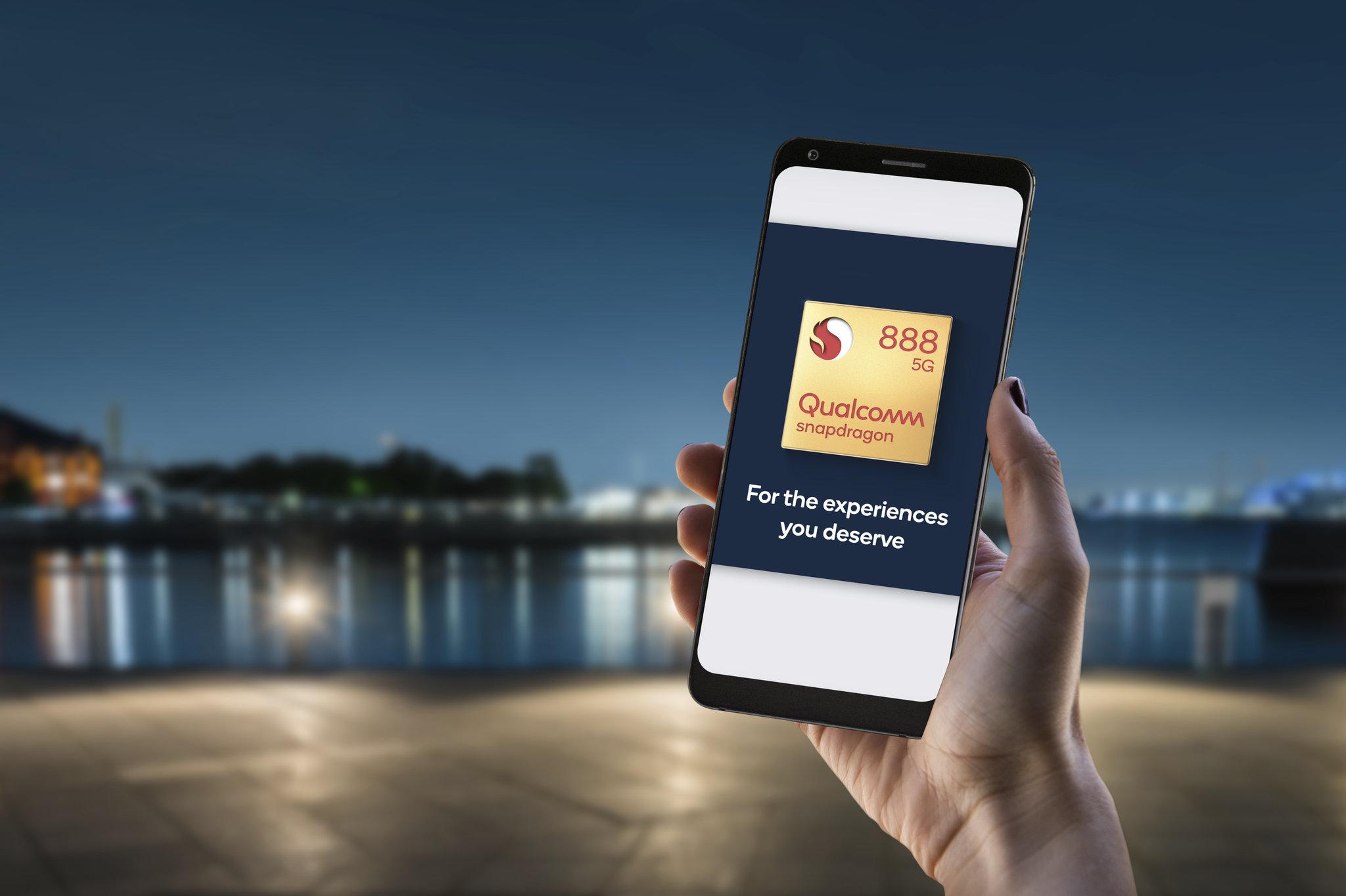 Qualcomm Snapdragon 888: de nouvelles bases pour les smartphones de 2021