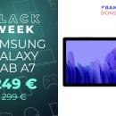 La nouvelle Samsung Galaxy Tab A7 profite déjà d'une réduction de 50 €