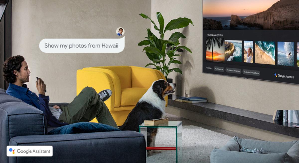 TV Samsung2020: Google Assistant disponible sur certains téléviseurs