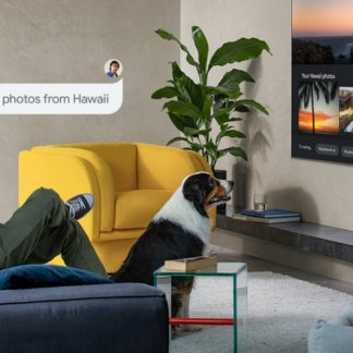 Samsung TV 2020: Google Assistant available on select TVs