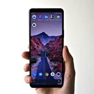Android11: cinq smartphones Sony en profiteront bientôt