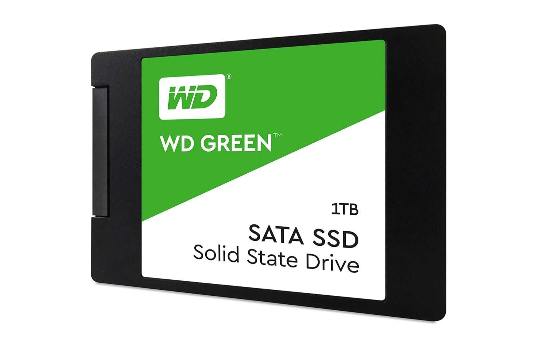 Le SSD interne WD Green 1 To est à son prix le plus bas sur Amazon