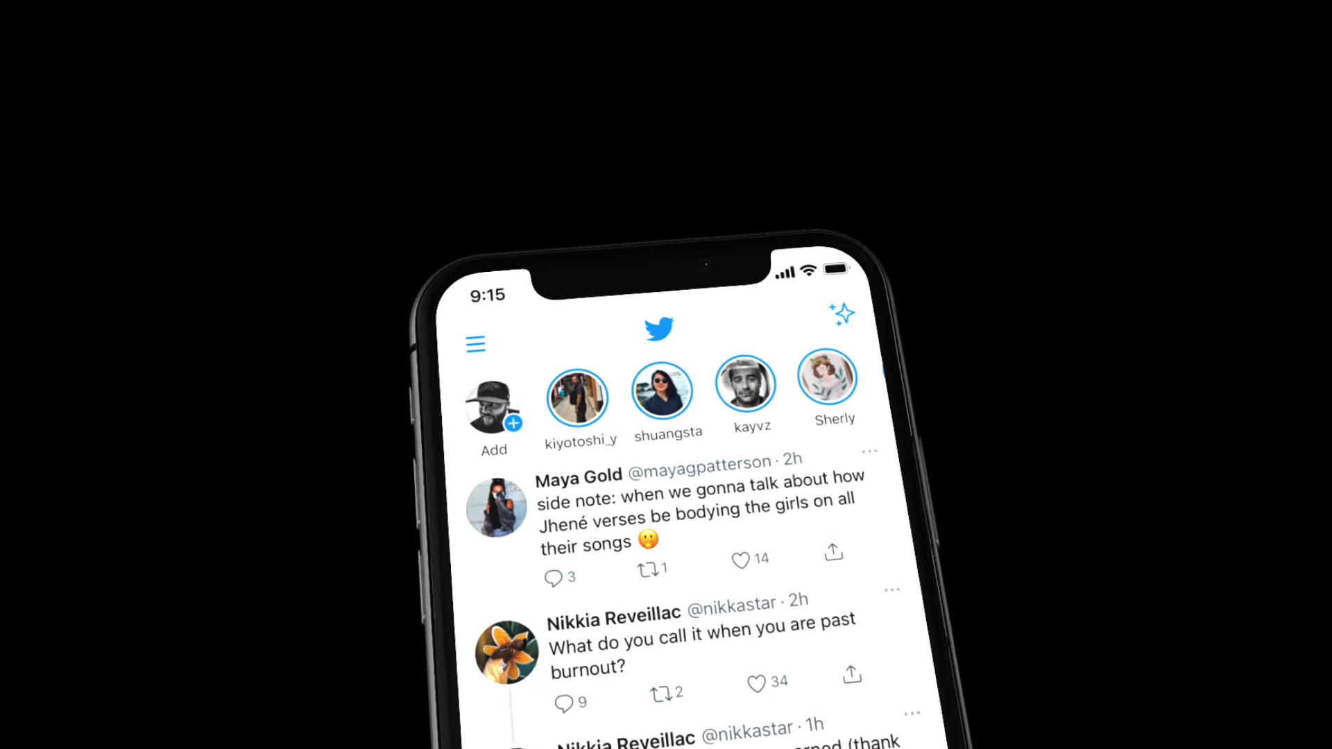 Twitter: publier un message avec une faute n'arriverait plus grâce à cette option