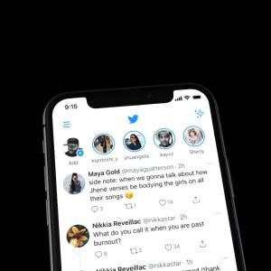 Twitter: un bug permet de voir les stories Fleets même après leur disparition