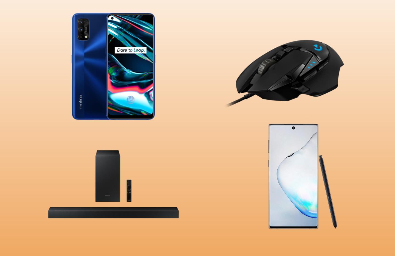Electro Dépôt : déjà des prix bas sur le Galaxy Note 10, le Nest Mini, la Logitech G502 Hero…
