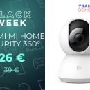 La caméra Xiaomi Mi Home Security 360° chute à seulement 26 euros