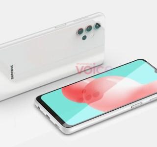 L'imposant Samsung Galaxy A32 5G se dévoile avant l'heure en images