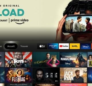 Arrivée de Canal+, nouvelle expérience : Amazon dope ses appareils Fire TV