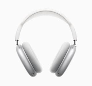 AirPods Max : Apple présente son tout premier casque audio sans fil