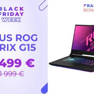 Ce laptop gaming avec i7 + RTX 2070 est 500 € moins cher pour le Black Friday