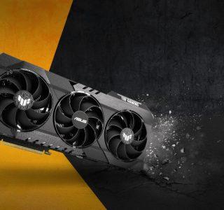 Les GeForce RTX 3060 et 3080 Ti aperçues sur le site d'Asus