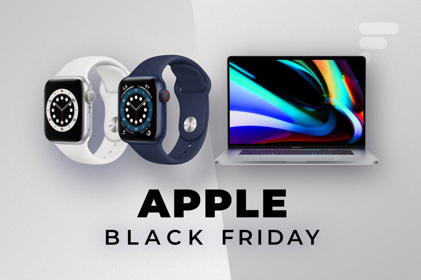 iPhone 12, Apple Watch Series 6, AirPods Pro… les meilleures offres Apple du Black Friday