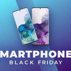 Black Friday 2020 : les 10 meilleures offres de smartphones 4G et 5G