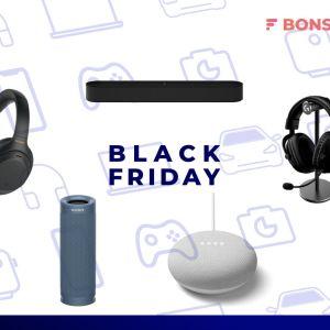 Casques audio et enceintes du Black Friday : les meilleures offres