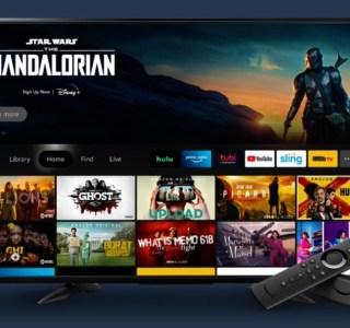 Amazon Fire TV: la nouvelle interface promise il y a des mois est enfin en chemin