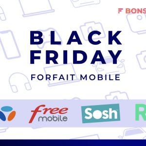 Forfait Mobile : qui propose la meilleure offre sans engagement du Black Friday 2020 ?