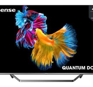 Ce téléviseur Hisense QLED Dolby Vision ne coûte pas plus de 500 euros
