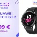 Huawei Watch GT 2 à moitié prix pour le Black Friday : 99 € au lieu de 199
