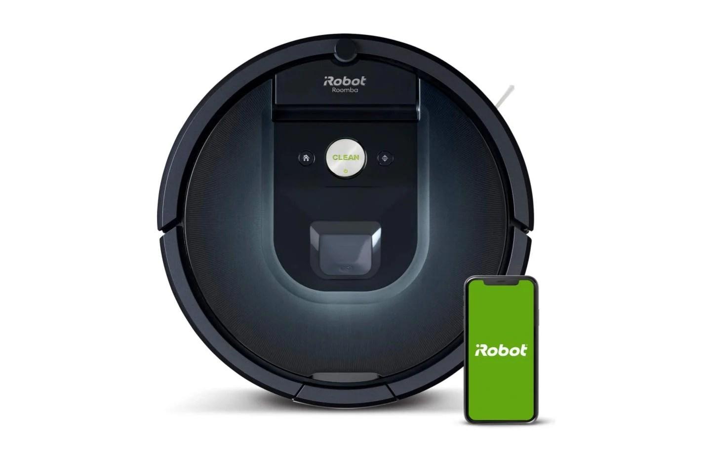 iRobot Roomba 981 : un robot aspirateur haut de gamme à moitié prix