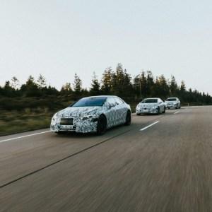 Voitures électriques: Mercedes met la gomme pour l'année2021 avec 4modèles prévus