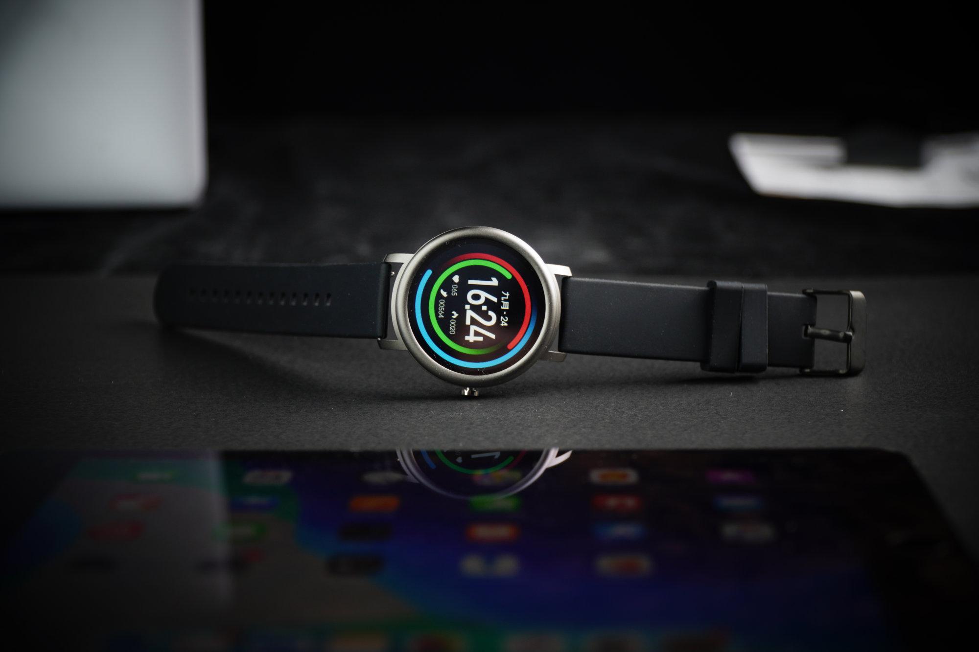 Cette nouvelle montre connectée assure l'essentiel à 25 euros seulement