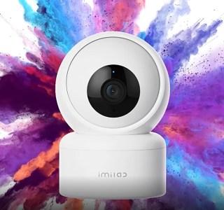 IMILAB C20 : cette caméra de sécurité en 1080p est à moins de 20 euros