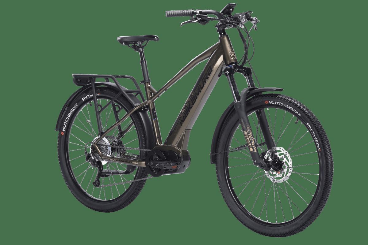 Nakamura E-Summit SUV: un nouveau vélo électrique connecté signé Intersport